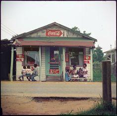 Store Front, Mobile, Alabama, 1956  ©  The Gordon Parks Foundation
