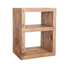 rustic reclaimed barnwood nightstand-1.jpg