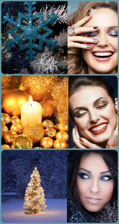 10 Gorgeous Holiday-Inspired Makeup Palettes - on BuzzFeed!