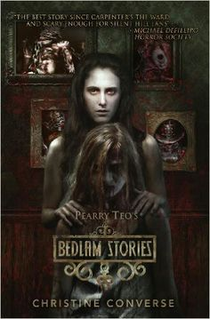 """Bedlam Stories""  ***  Christine Converse  (2013)"