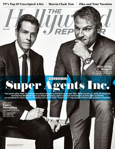 Ari Emanuel and Patrick Whitesell Unleashed: WME-IMG's Strategy, IPO Plans, China and the Doubters