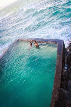 Seaside Stone Pool, Madeira - Portugal