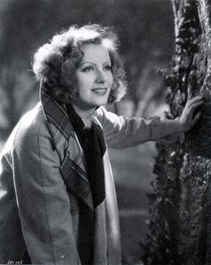 "Greta Garbo, ""A Woman of Affairs"", 1928 by thefoxling, via Flickr"