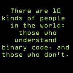Binary Joke
