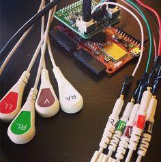 DIY Electromyography