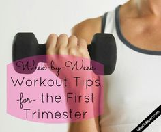 A week-by-week guide to working out in the first trimester of pregnancy