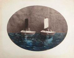 sailing the sea . . . . (dan estabrook - at sea)