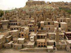 The old city of Mardin in southeastern Turkey