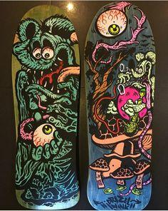 Skateboard Logo, Skateboard Design, Vintage Skateboards, Graffiti Designs, Skate Art, Kustom Kulture, Tattoo Art, Skateboarding, Snowboarding