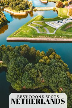 Best Drone Spots in The Netherlands - Amsterdam Hangout Amsterdam Winter, Visit Amsterdam, Netherlands Facts, Travel Netherlands, Drone Photography, Travel Photography, Drone Filming, Famous Lighthouses, Amsterdam Itinerary