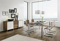 Salle à Manger Design Avec Des Meubles En Bois Modernes. Dining Room  DecoratingRoom Decorating IdeasDining ...