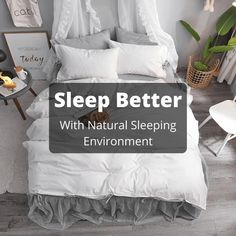 Sleep Better With Natural Bedding – Prominent Emporium Beach House Lighting, Egyptian Cotton Sheets, Natural Bedding, Natural Sleep, Sleep Better, Yesterday And Today, The Perfect Touch, Take Care Of Yourself, Bedding Sets