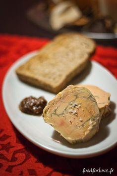 Foie Gras aux Epices de Noël et Vieil Armagnac, Cuit au Torchon au Thermomix