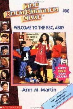 The Baby Sitters Club ...Think I Read Every Single One Of These ...(90's Kid)
