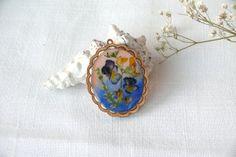 Wood pendant  Wood jewelry  Handmade  Pressed by SenceAndEmotions, $19.50
