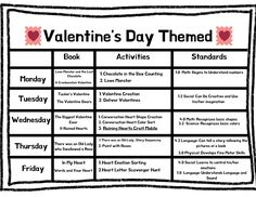Looking for a planned week of fun books and activities for your toddler this Valentine's Day? This curriculum is it. The curriculum comes with a calendar for your week, book suggestions, and activities that all address the early learning standards. #ValentinesDay #TotSchool #TeachingToddler #TeachingToddlerMama #ToddlerCurriculum #PreschoolCurriculum