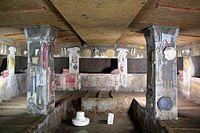 Necrópolis de la Banditaccia - Tumba de los Relieves
