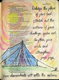 54 ideas for quotes bible isaiah art journaling Isaiah Bible, My Bible, Bible Scriptures, Bible Quotes, Bible Drawing, Bible Doodling, Scripture Art, Bible Art, Bible Prayers