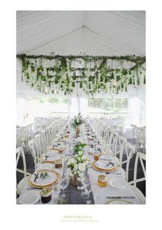 stunning elegant reception