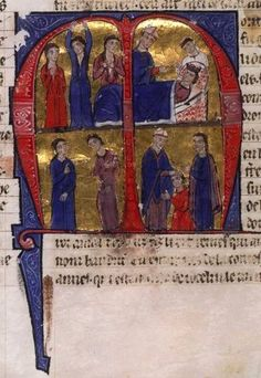William of Tyre's Historia and Continuation, 13C manuscript from Acre.