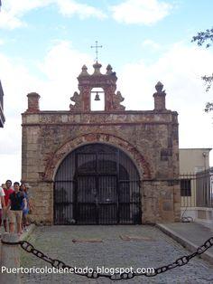 Puerto Rico lo tiene todo: La Capilla de Cristo en el Viejo San Juan