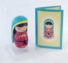 Our Lady of Guadalupe Collectible Vinyl Doll Shining Light Dolls http://www.amazon.com/dp/B00BUQS1X6/ref=cm_sw_r_pi_dp_Lk6sub000E7AN