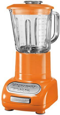 kitchen aid blender in orange in my kitchen pinterest kitchen rh pinterest com