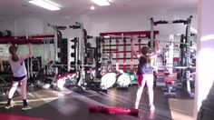 Dynamic Speed and Fitness Girls Lacrosse Sample Strength/conditioning training. This video is a sports specific training, which was designed to improve these. Conditioning Training, Women's Lacrosse, Drills, Athletics, Coaching, Strength, Conditioner, Play, Shape