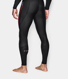 Men's UA Recharge® Energy Leggings, Black , Back Running Pants, Mens Running, Mens Compression Pants, Sexy Men, Sexy Guys, Gym Leggings, Sport Man, Butt Workout, Ua