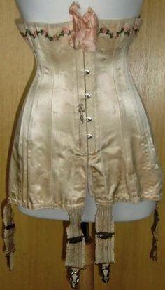 corsetsandtextiles.com, silk, 1910