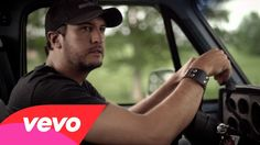 """New Video Alert: Check out Luke Bryan's new music video for """"Crash My Party"""". Super cute. And by the way his wife is the blonde one in the end                                                -Emma"""