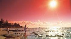 Fishing on the Sunshine Coast, Australia - from Best Sunshine Coast.com