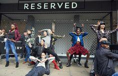 Reserved otworzył pierwszy sklep w Londynie