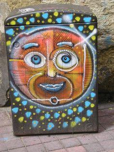 Escapade Street Art dans Montpellier