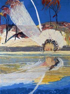 Riverbride 3 by Arthur Boyd