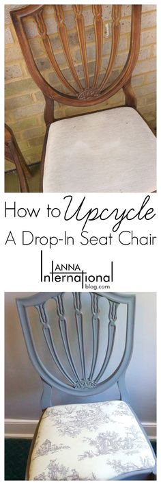 Chair Upcycle | Anna International