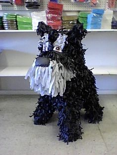 Dog piñata. Don't see what you're looking for on our page? Contact us for a custom piñata.