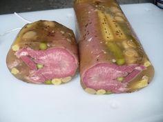 ozory w galarecie Polish Recipes, Polish Food, Smoking Meat, Food 52, Charcuterie, Carne, Sausage, Low Carb, Rug