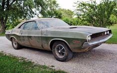 1970 Dodge Challenger R/T Barn Find