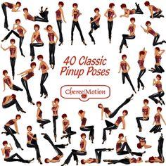 40 classic poses
