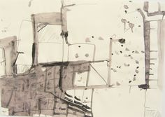 FRANCISCA CARVALHO Untitled, 2011 Watercolor, chinese ink and graphite on paper 21 x 29,5 cm