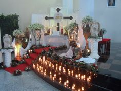 En la Santisima Trinidad