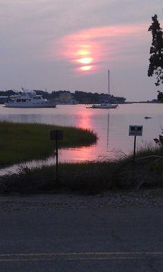 Sunset Ocracoke,  NC