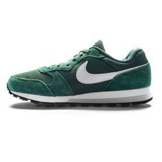 5f98352573b Nike MD Runner 2 Team Gorge Green Light Bone White