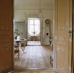Swedish #Gustavian #interiors #decor
