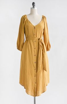 Feminine & Timeless Dresses / Vintage Inspired Dresses / August in Arles Dress Pretty Outfits, Pretty Dresses, Beautiful Dresses, Cute Outfits, Vintage Dresses, Vintage Outfits, Vintage Fashion, Romantic Outfit, Vintage Inspired Outfits