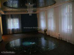 oświetlenie w podłodze