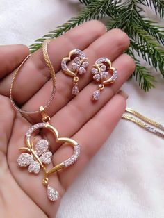 Buy Craftsvilla New Indian Bollywood Style Gold Plated Fashion Bridal Jewelry Necklace Set Online Diamond Jewelry, Gold Jewelry, Jewelery, Women Jewelry, Diamond Pendant, Gold Costume Jewelry, Diamond Brooch, Photo Jewelry, Gold Earrings Designs