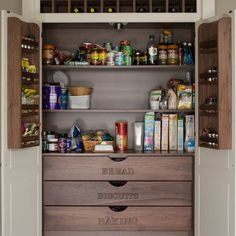 Pantry Cabinet Design Ideas, Pictures, Remodel and Decor
