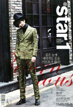 Star 1 Dec 2012 | Lee Min Ho